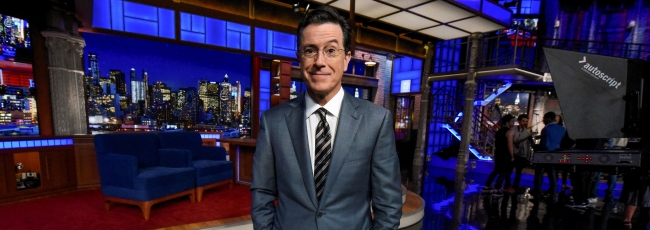 The Late Show with Stephen Colbert (The Late Show with Stephen Colbert)