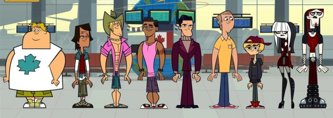 Total Drama Presents: The Ridonculous Race (Total Drama Presents: The Ridonculous Race) — 1. série