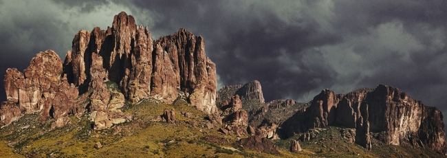 Hledači zlata: Legenda o Superstition Mountains (Legend of the Superstition Mountains) — 1. série