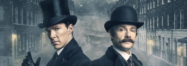 Sherlock (Sherlock) — 4. série