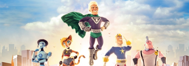 Supermansion (Supermansion) — 1. série