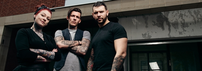 Tattoo Fixers (Tattoo Fixers) — 1. série