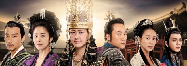 The Great Queen Seondeok (Seondeok Yeo Wang) — 1. série