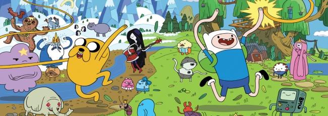 Čas na dobrodružství (Adventure Time)