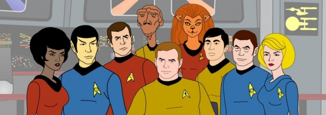 Star Trek (Star Trek: The Animated Series) — . série