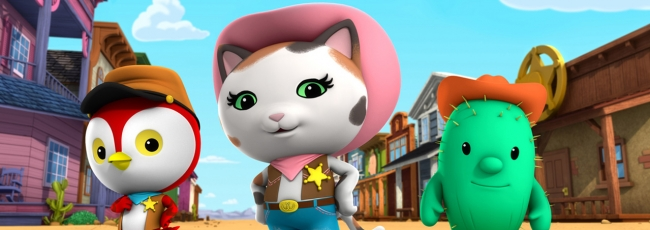 Sheriff Callie's Wild West (Sheriff Callie's Wild West)