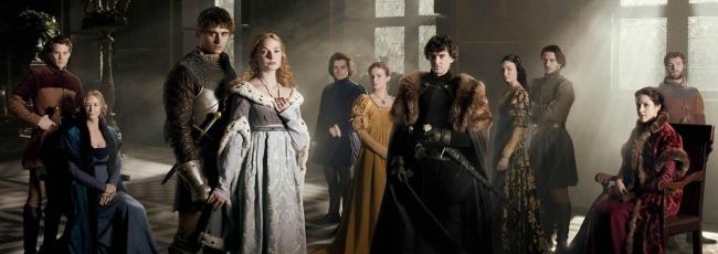 Bílá královna  (White Queen, The) — 1. série