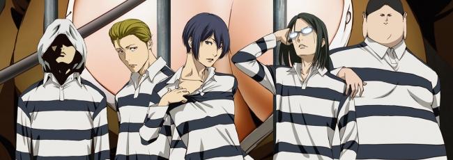 Prison School (Kangoku gakuen) — 1. série