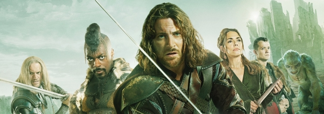 Beowulf: Return to the Shieldlands (Beowulf: Return to the Shieldlands) — 1. série
