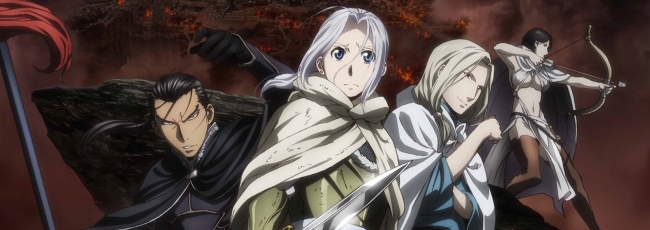 The Heroic Legend of Arslan (Arslan Senki)