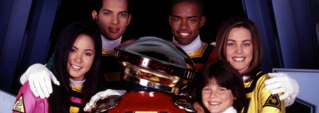 Power Rangers Turbo (Power Rangers Turbo)