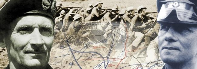 Generálové ve válce (Generals at War)
