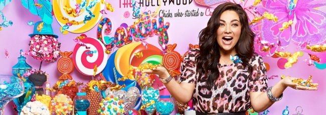 Fantastické bonbóny (Candy Queen)