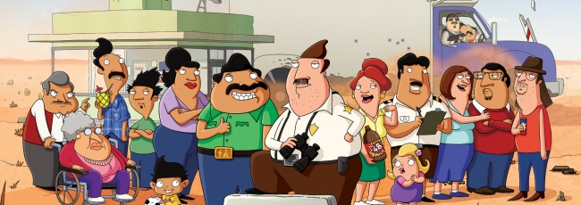 Bordertown (Bordertown) — 1. série