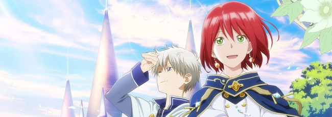 Snow White with the Red Hair (Akagami no Shirayukihime) — 1. série