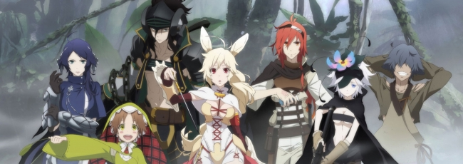 Rokka: Braves of the Six Flowers (Rokka no Yuusha) — 1. série