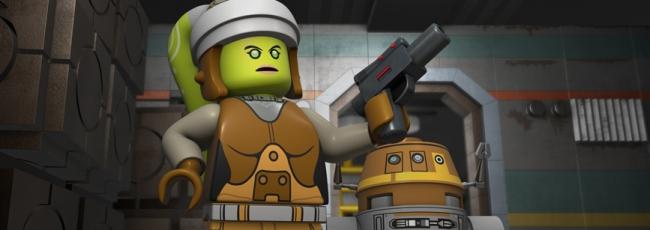 Star Wars: Příběhy Droidů (Lego Star Wars: Droid Tales)