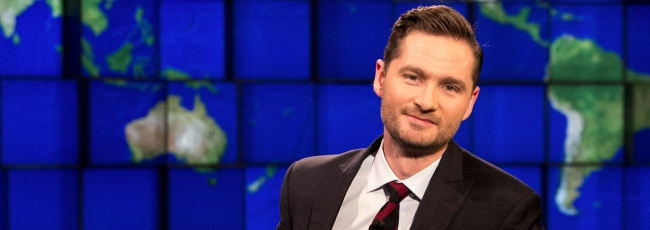 The Weekly with Charlie Pickering (Weekly with Charlie Pickering, The) — 1. série