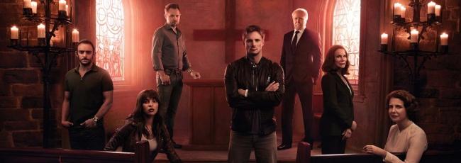 Satan přichází (Damien) — 1. série