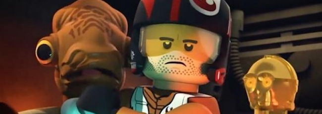 Lego Star Wars: The Resistance Rises (Lego Star Wars: The Resistance Rises) — 1. série