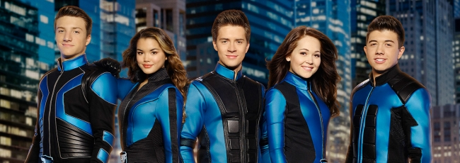 Lab Rats: Elite Force (Lab Rats: Elite Force) — 1. série