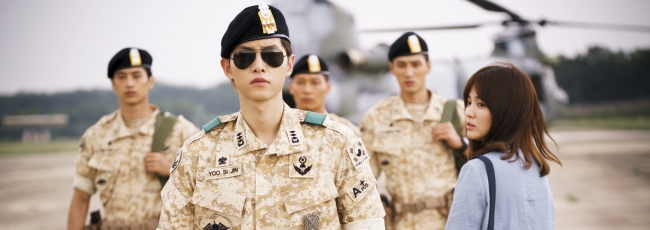 The Descendant of the Sun (Taeyangui Huye) — 1. série