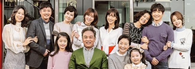 Happy Home (Gahwamansaseong) — 1. série