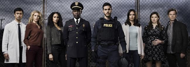 Containment (Containment) — 1. série