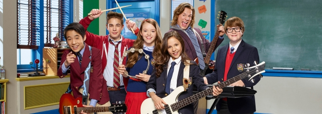 School of Rock (School of Rock) — 1. série