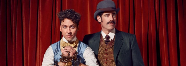 Houdini and Doyle (Houdini and Doyle) — 1. série