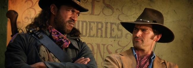 Dobrodružství Brisca County Jr. (Adventures of Brisco County Jr., The) — 1. série