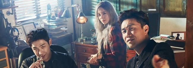 Vampire Detective (Baempaieo Tamjeong) — 1. série