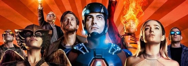 Legends of Tomorrow (Legends of Tomorrow) — 1. série