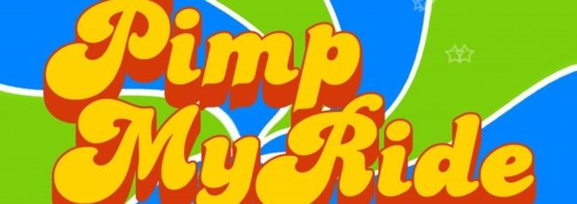 Pimp My Ride (Pimp My Ride) — 1. série