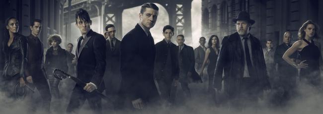 Gotham (Gotham) — 2. série