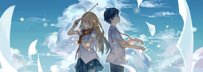Your Lie in April (Shigatsu wa Kimi no Uso)
