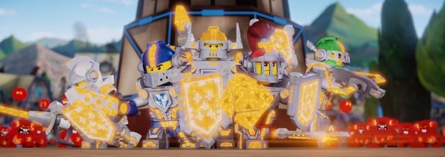 Nexo Knights (LEGO NEXO Knights)