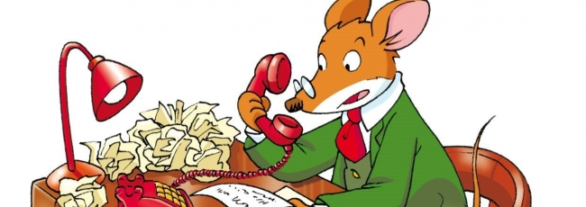 Myšák Geronimo Stilton (Geronimo Stilton)
