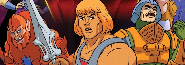 He-Man and the Masters of the Universe (He-Man and the Masters of the Universe)