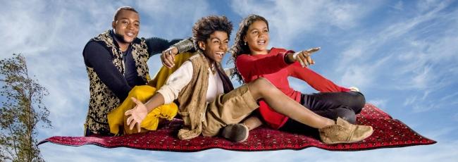 Jamillah and Aladdin (Jamillah and Aladdin)