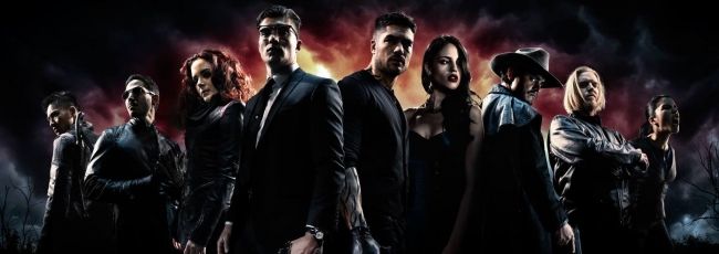 Od soumraku do úsvitu (From Dusk Till Dawn: The Series) — 3. série