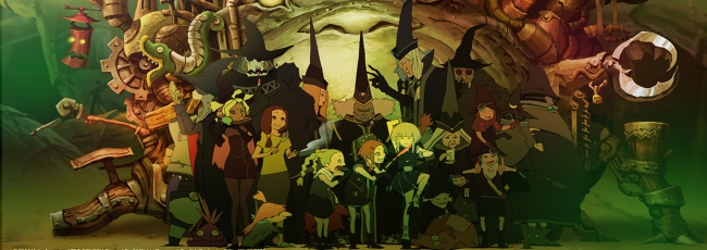 Tweeny Witches (Mahô shôjo Tai Alys)