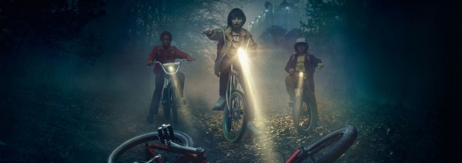 Stranger Things (Stranger Things) — 1. série