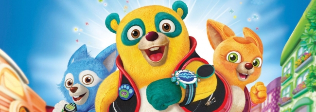 Superagent Oso (Special Agent Oso)
