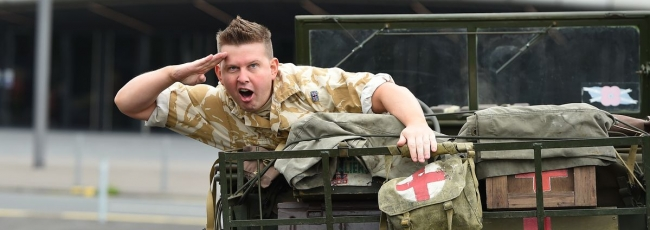 Gary: Tank Commander (Gary: Tank Commander) — 1. série