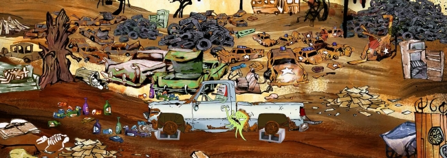 Squidbillies (Squidbillies)