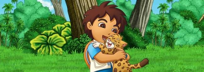 Jdi, Diego! Jdi! (Go, Diego! Go!) — 1. série