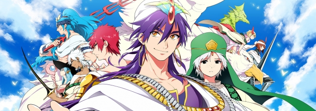 Magi: The Kingdom of Magic (マギ Hepburn: Magi)