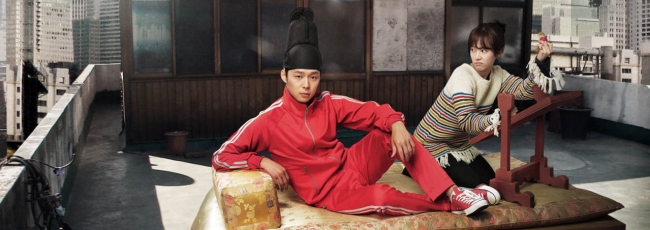 Rooftop Prince (Rooftop Prince) — 1. série