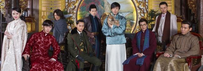 The Mystic Nine (Lao Jiu Men) — 1. série
